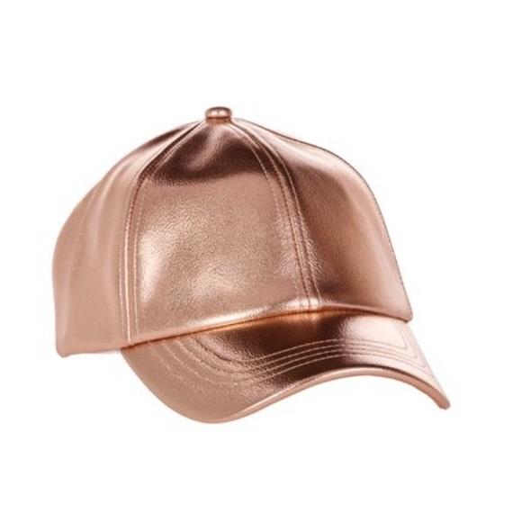 9d9f2445b 🆕 Rose Gold Baseball Cap